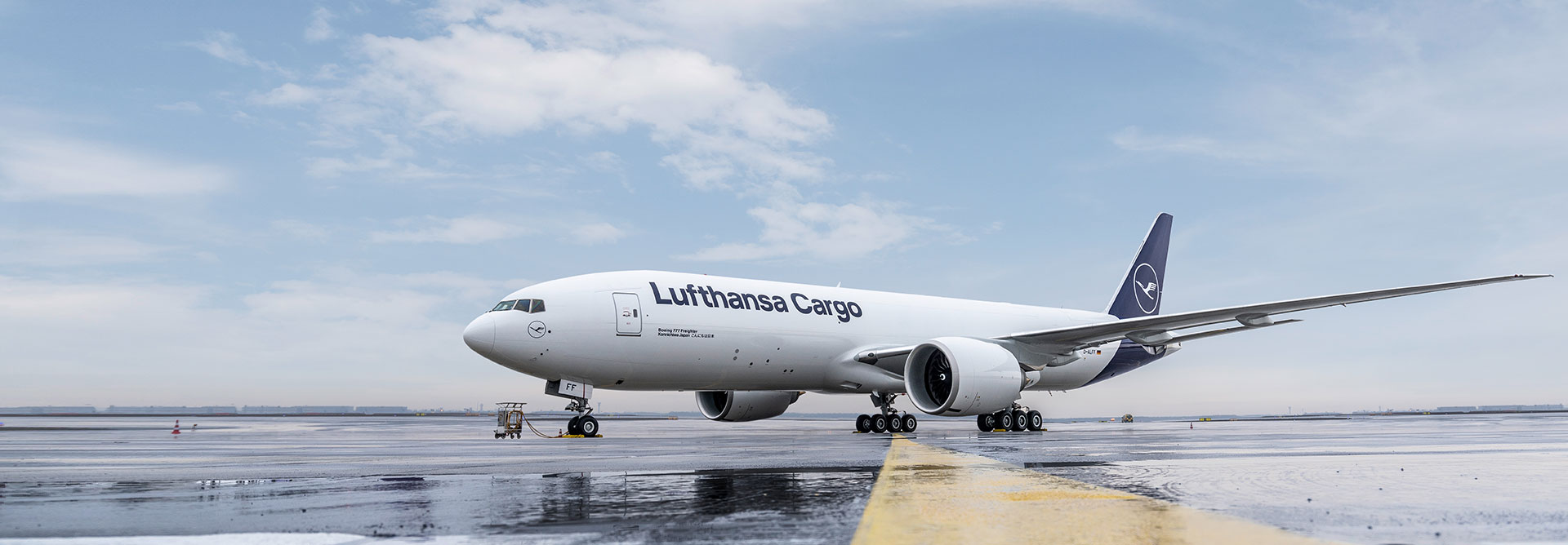 Your expert for air freight - Lufthansa Cargo