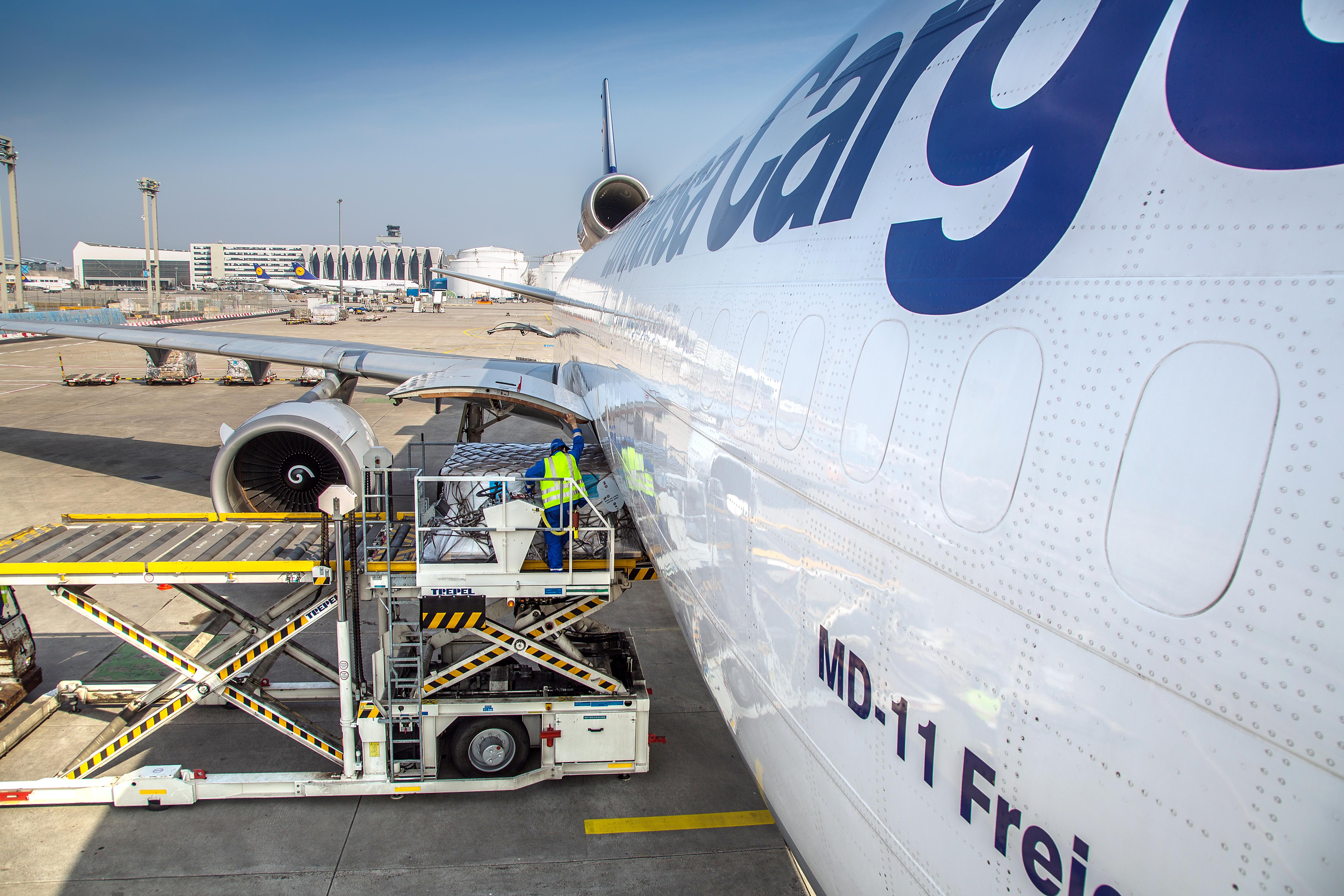 Press Release Details - Lufthansa Cargo