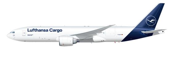 B777F - Lufthansa Cargo